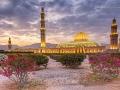 Große Sultan-Qabus-Moschee / Sultan Qaboos Grand Mosque