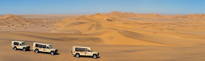 Little 5 Tour mit Living Desert Adventures