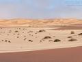 Die unterschiedliechen Farben der Namib