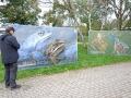 Outdoor-Ausstellung