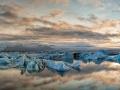 Jökulsarlon Gletscherlagune / Jökulsarlon Glacier Lagoon